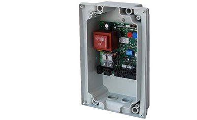 Cuadro electrónico monofásico simple CMS+R433 y CMS+R868