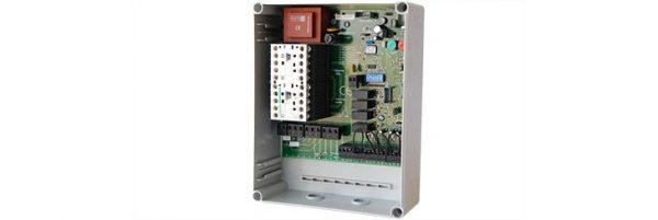 Cuadro electrónico CTC / CTS trifásico con/sin guarda motor